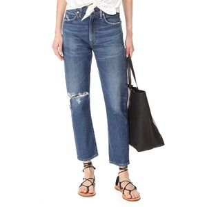 Citizens of Humanity Dree High Rise Crop Jean